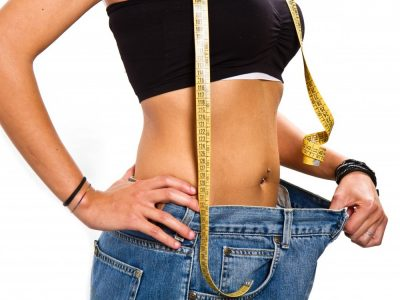 How to lose stomach fat in a week at home