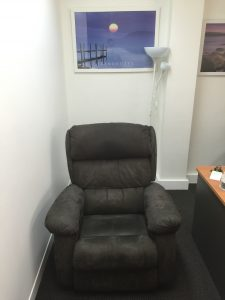 Hypnotherapy Perth Chair