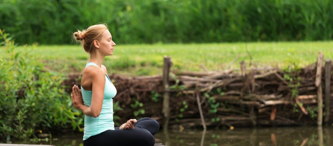 Reverse Prayer Yoga